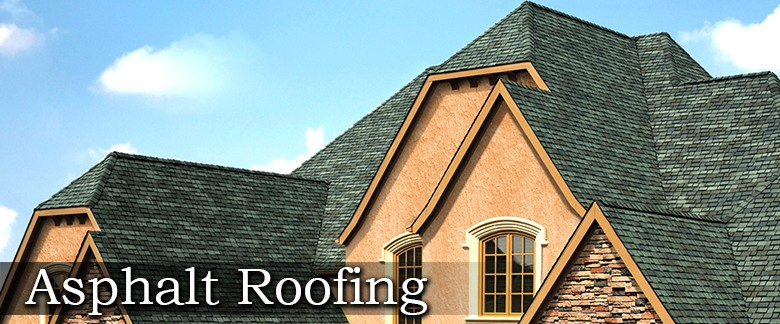 Asphalt & Fiberglass Shingle Roofs